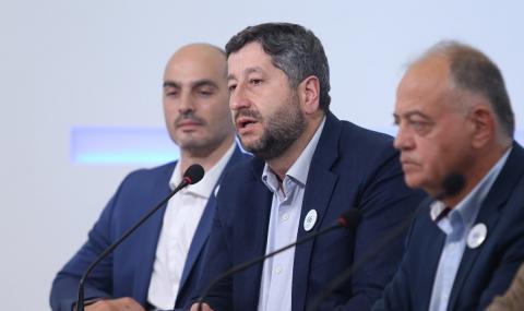 Христо Иванов: Няма да подкрепим нито Фандъкова, нито Манолова