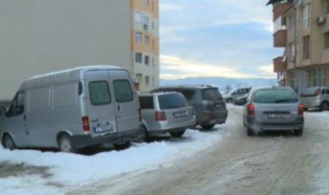 Жители на Благоевград чакат над 25 години улицата им да стане