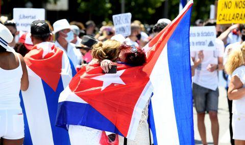 """Протестите в Куба: """"Властите се страхуват от нас"""" - 1"""