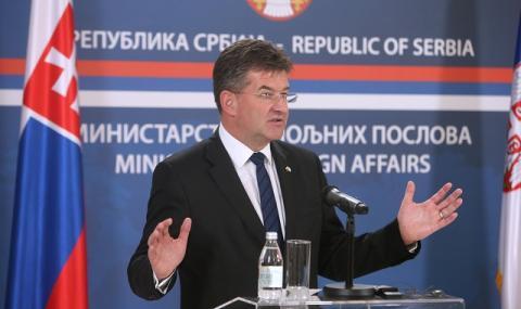 Дачич: Защитата на сърбите в Косово е дългосрочна цел на Белград