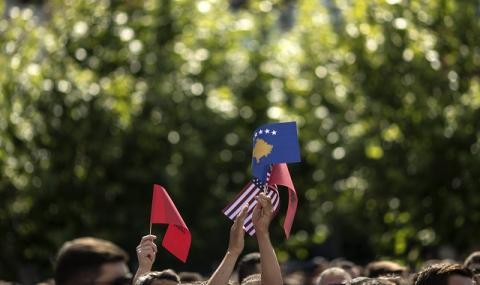 Основават Велика Албания, а ЕС не казва и дума