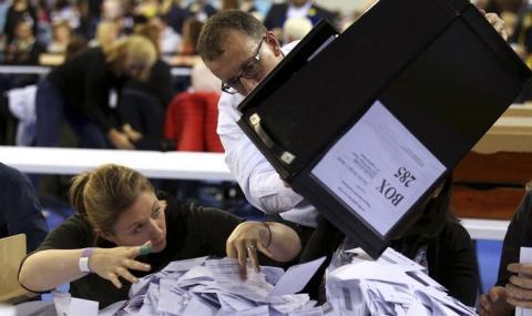 Възможни са предсрочни избори във Великобритания