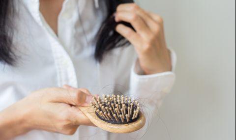 Козметик разказа защо косата пада след COVID-19
