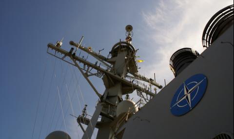 Кораби на НАТО пристигнаха в Албания