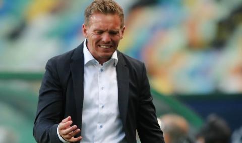 Треньорът на Лайпциг: Целим се още по-високо!