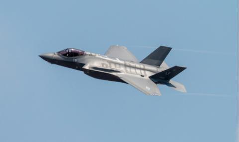 Турция рано или късно ще получи F-35