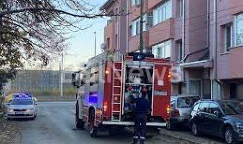 Зловеща новина от Враца: Откриха труп на мъж след пожар в жилищен блок - 1