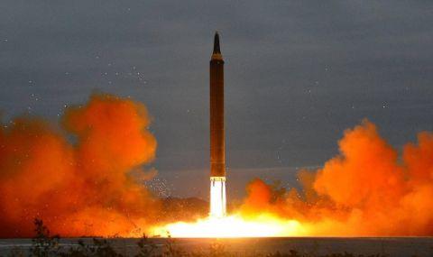 Напрежение на полуострова! Северна Корея изстреля две балистични ракети - 1