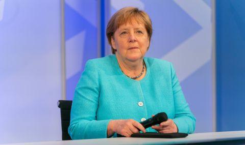 Ангела Меркел ще се срещне с Камала Харис
