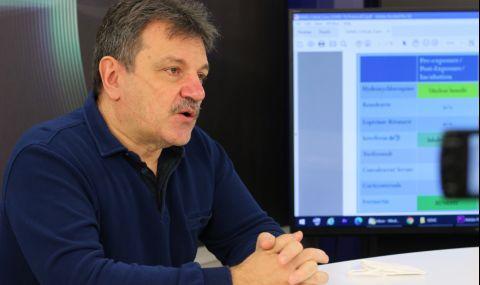 Д-р Симидчиев: В нов пик сме и трябва да ограничим контактите