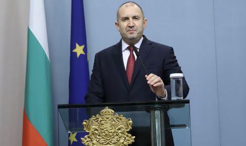 Румен Радев официално представя служебен кабинет N2 (ВИДЕО) - 1
