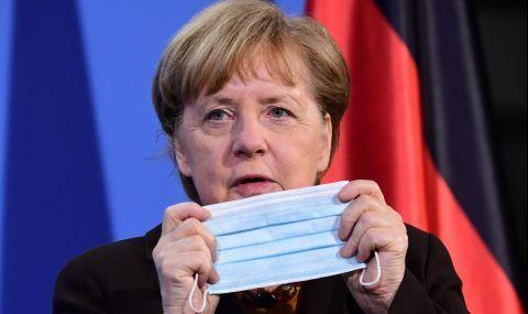 Меркел обмисля пълно затваряне на Германия