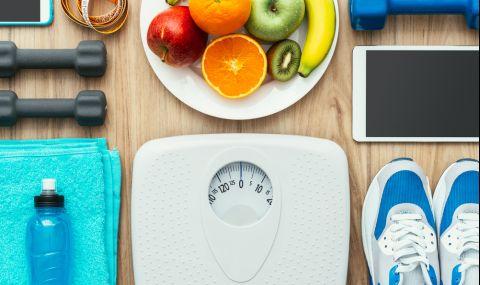 Как да отслабнете за 3 дни без диети и хапчета