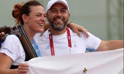 Историческо: Държава с население от 34 000 души взе олимпийски медал  - 1
