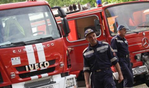 Пожарникарите искат двоен бюджет за 2021 г.