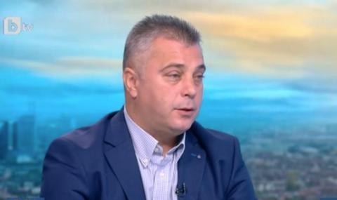 Юлиан Ангелов, ВМРО: На ГЕРБ малко им куца коалиционната политика