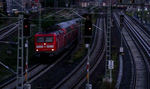 Германия представи първия автоматизиран влак - 1