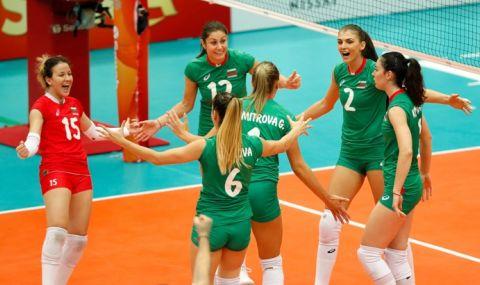 България се цели в първи медал от Евроволей от 20 години насам - 1