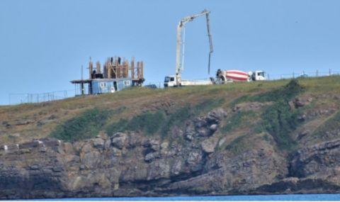 Екосдружения с нови сигнали за незаконни строежи в Синеморец - 1