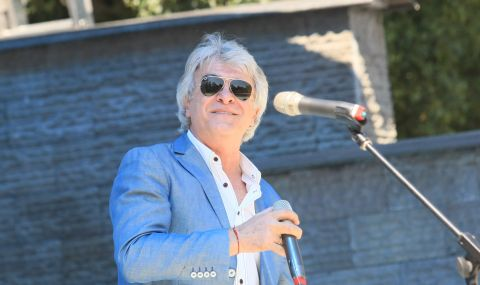 Шеф на РЗИ спрял концерт на Орлин Горанов, заплашвал с полиция