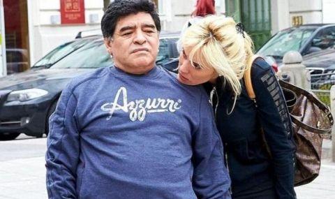 Бившата на Марадона предизвика гнева на всичките му близки с наглостта си