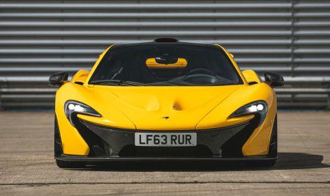 Продава се първият клиентски McLaren P1 - 3