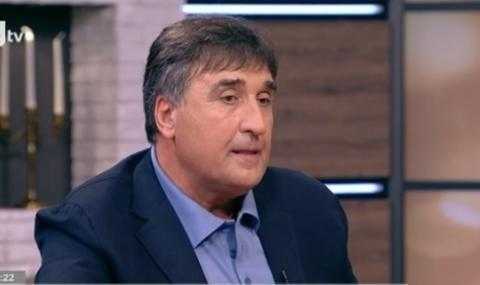 Веселин Маринов: Цветанов не ме е канил днес, с него не говорим за политика