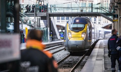 ЕС популяризира влаковете