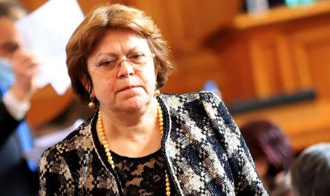 Татяна Дончева: Трябва правителство, което да изкара дълго - 1