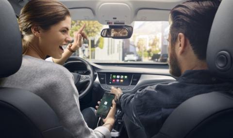Интелигентна навигация в новите Opel-и
