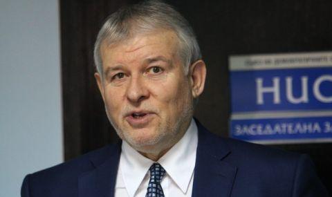 Румен Христов: При мажоритарни избори ГЕРБ-СДС щеше да има поне 160 мандата