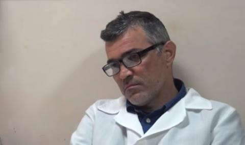 """Опитват да """"запушат устата"""" на лекар, разкритикувал ген. Мутафчийски"""