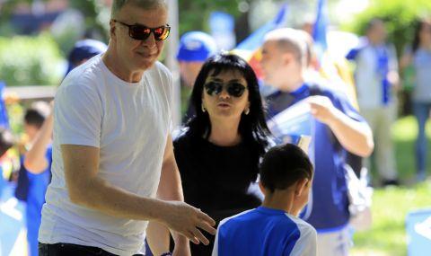 Левски губи лиценза си за първенството?