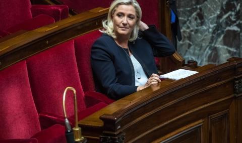 Марин льо Пен обяви кандидатура за президент