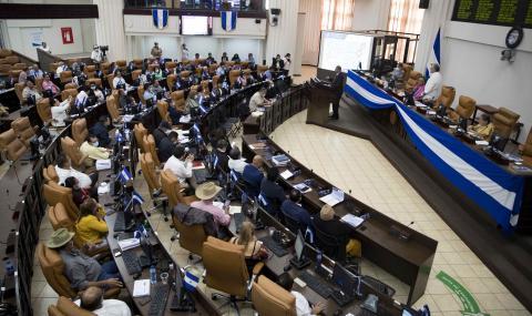 Репресивни закони в Никарагуа