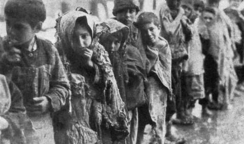 На 24 април 1915: Арменският геноцид