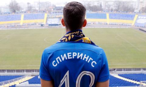 Спиерингс отрече да се е гаврил ЦСКА