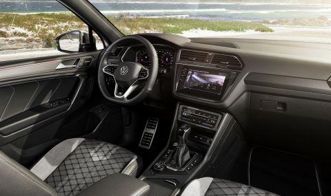Volkswagen обнови по-големия Tiguan - 7