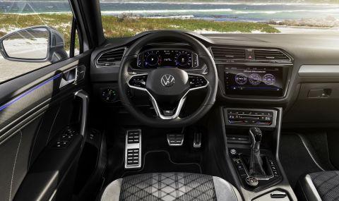 Volkswagen обнови по-големия Tiguan - 6