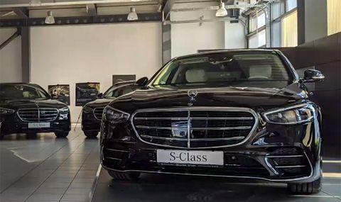 Премиум автомобили в БГ: Само Mercedes с ръст на продажбите у нас през 2020-а