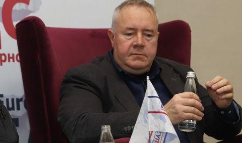 Харалан Александров: Отечественият фронт да каже кой ще е Кимон Георгиев, кой - Никола Петков - 1