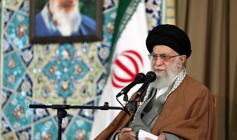Аятолах Али Хаменей: Това беше голяма грешка!