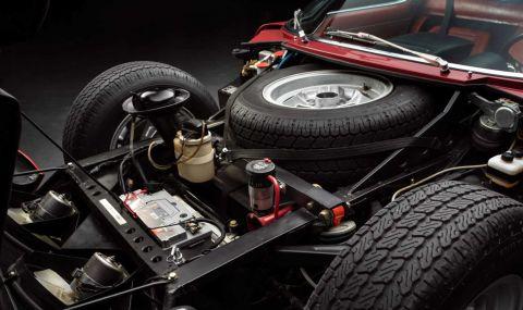 Едно от най-редките класически Lamborghini-та бе обявено за продажба - 3