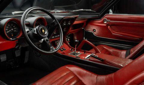 Едно от най-редките класически Lamborghini-та бе обявено за продажба - 4