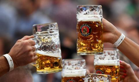 Бира, бира и пак бира! Започна Октоберфест