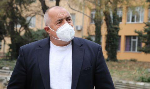 Борисов за сина на Радев: С баща му сме правили и по-големи глупости
