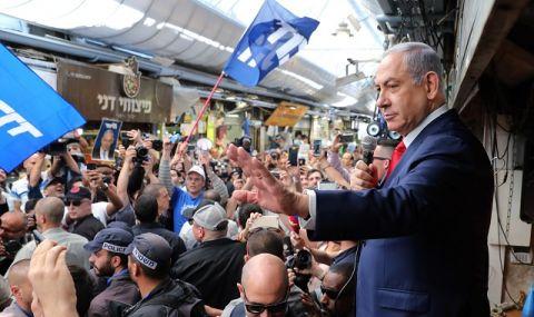 Нетаняху е аут! Опозиционни партии в Израел постигнаха съгласие да съставят правителство