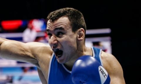 Първи медал в мъжкия бокс за България от 10 години насам!