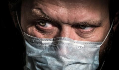 Протести в София срещу мерките за ограничаване на коронавируса