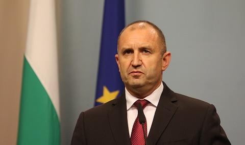 Румен Радев: Репресиите срещу несъгласните не могат да върнат доверието във властта